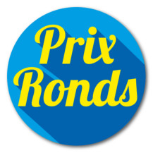 Sticker Prix Ronds JB (kit de 2)