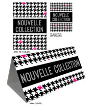 Kit Nouvelle Collection Pied de poule
