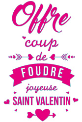 Sticker St Valentin