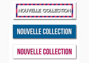 Bandeaux Nouvelle Collection
