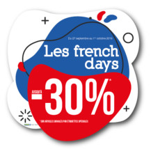 sticker french days