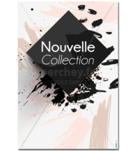 Affiche Nouvelle Collection Paint